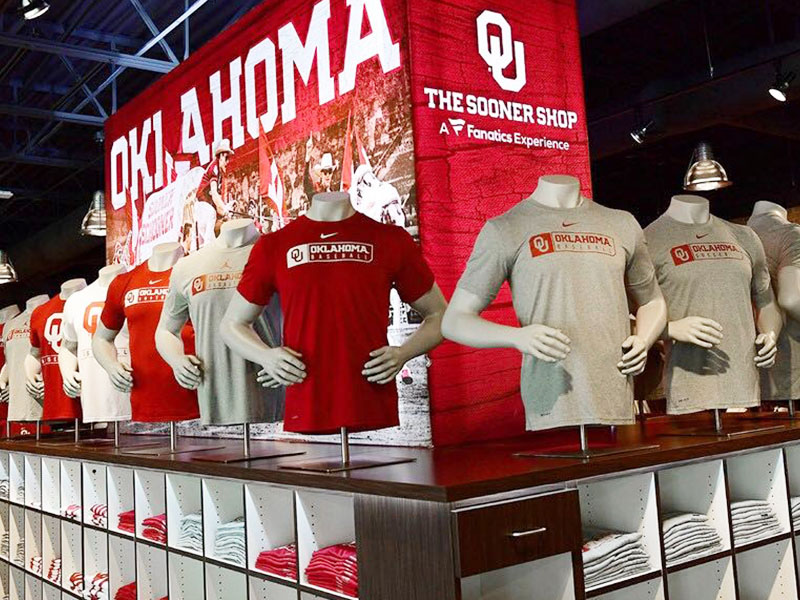 Oklahoma State Retail