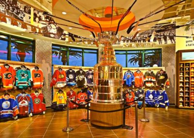 Ducks team store 1